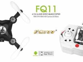 FQ777 FQ11W quadcopter