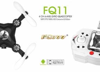 FQ777 FQ11W quadcopter