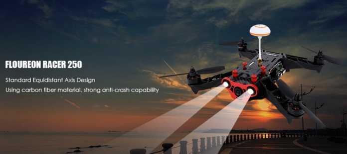 Floureon Racer 250 quadcopter