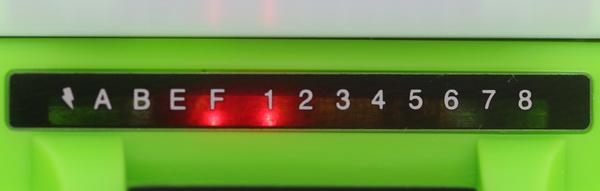 GTeng T909 review - LED status bar