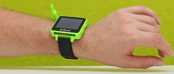 GTeng T909 review - Testing the FPV watch