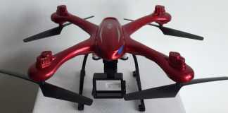MJX X102H drone quadcopter