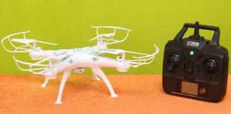 SKRC Q16 quadcopter review
