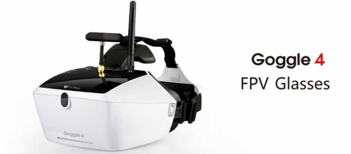 Walkera Goggle 4 FPV glasses