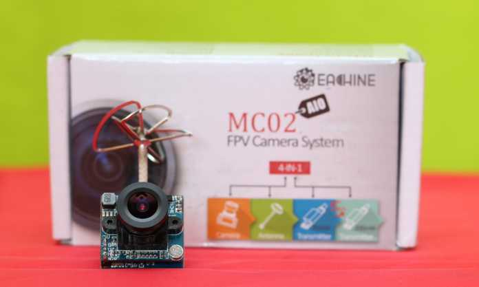 Eachine MC02 FPV camera review