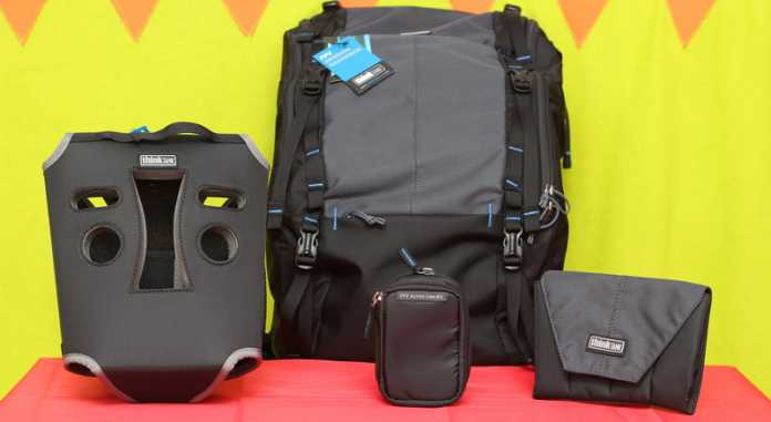 FPV Session Backpack for racing quadcopters