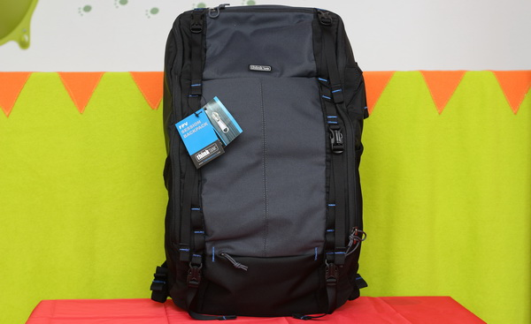 FPV Session backpack review - Hands-on