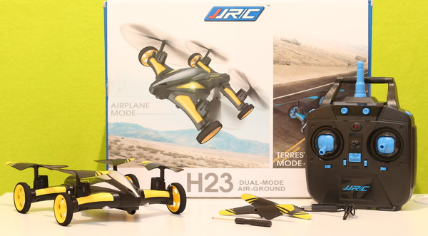 JJRC H23 review - Verdict