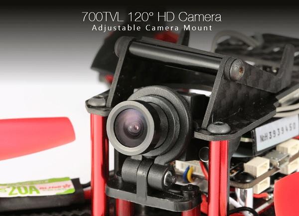 Realacc gx210 - 700TVL FPV camera