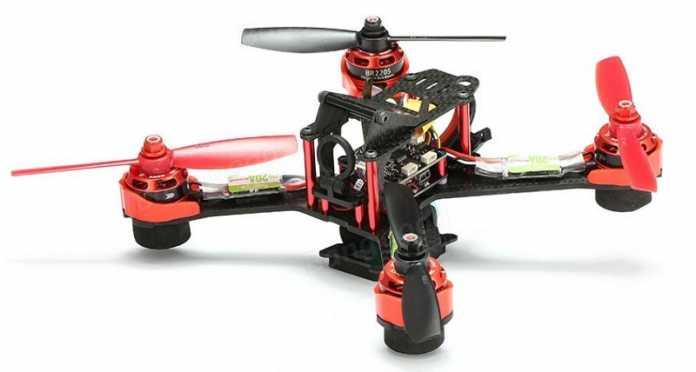 Realacc GX210 racing quadcopter