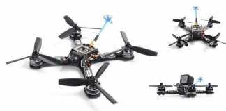 Diatone Crusader GT2 racing drones