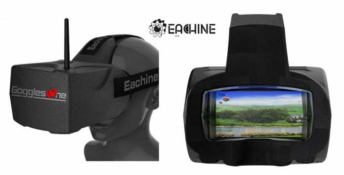 Eachine Goggles Two FPV glassses