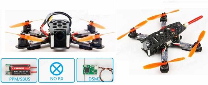 KingKong 130GT FPV quadcopter