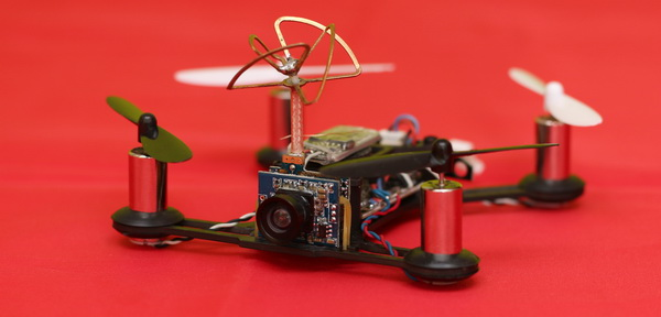Eachine Tiny Q95 review - First Impression