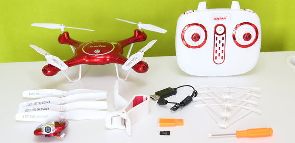 Syma X5UW quadcopter review - Final words