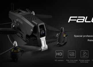 Tovsto Falcon 210 racing FPV quadcopter