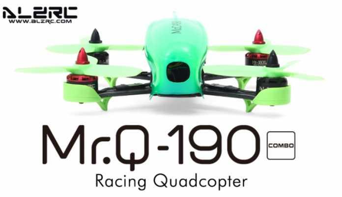 ALZRC Mr.Q 190 racing drone