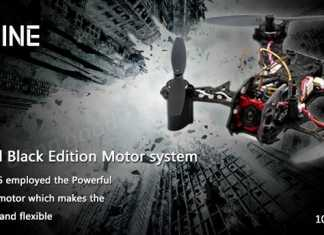 Eachine QX105 FPV racing quad