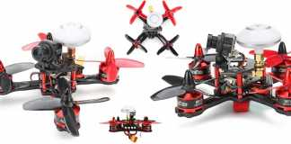 Eachine Falcon 120 FPV racing drone