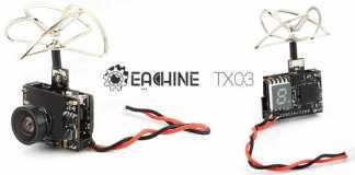 Eachine TX03 FPV camera