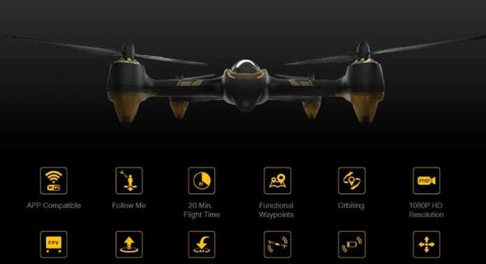 Hubsan X4 Air H501A drone