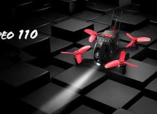 Walkera Rodeo F110 drone qauadcotper
