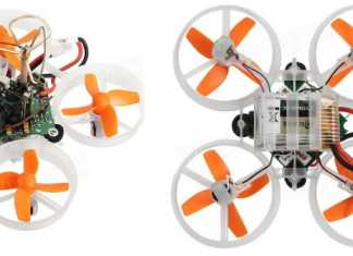 Eachine E010S quadcopter