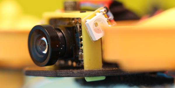 Eachine FB90 review - VTX Camera