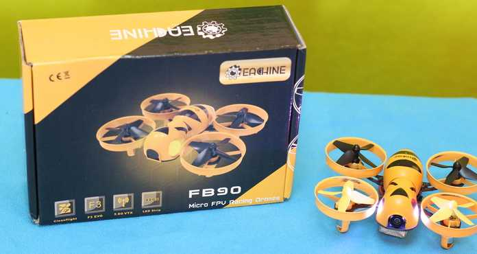 Eachine FB90 quadcopter review