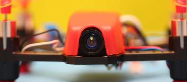 HobbyMate Q100 review - FPV Camera