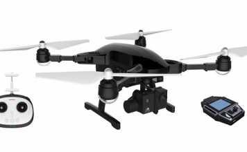 SIMTOO Dragonfly Pro selfie drone quadcopter