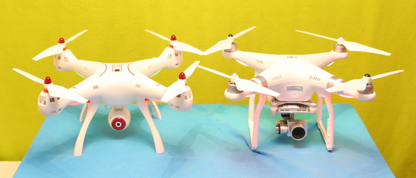 Syma X8SW review - VS DJI Phantom 3