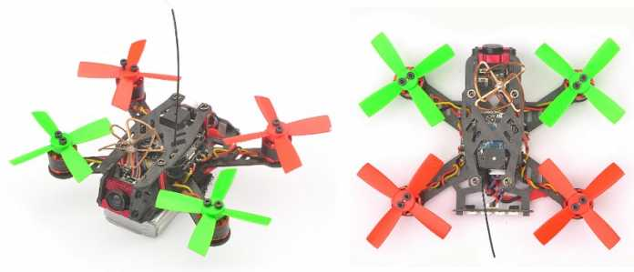 Eachine Aurora100 micro brushless quad