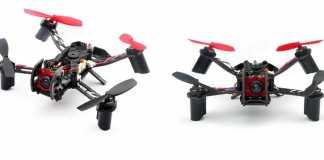 Eachine Vtail QX110 drone