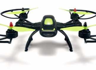 JJPRO JJRC X2 quadcopter drone