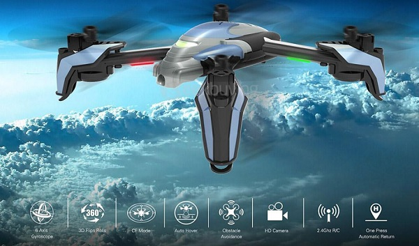 Kaideng K90 drone features