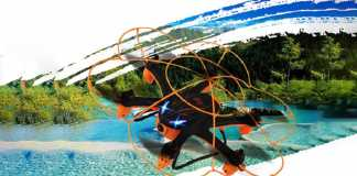 WLtoys Q383 drone Hexacopter
