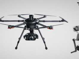 Yuneec H920 Plus drone