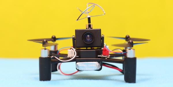 dm002 quadcopter review - Closer look