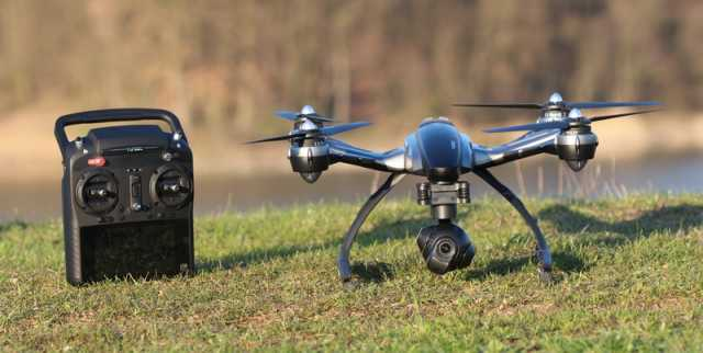 All about quadcopter drones