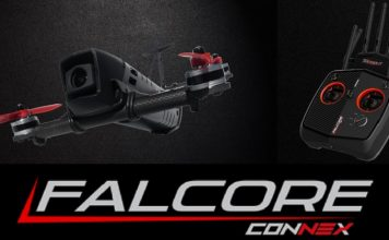 Amimon Falcore HD racing drone