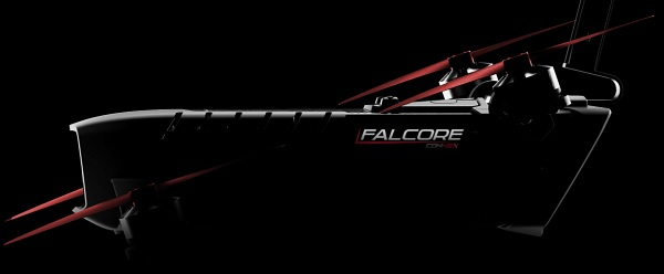 Amimon Falcore HD design
