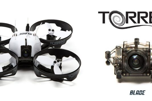 Blade Torrent 110 micro drone quadcopter