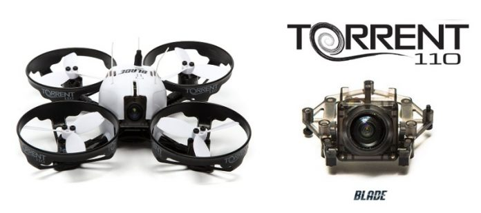 Blade Torrent 110 micro drone quadcopter