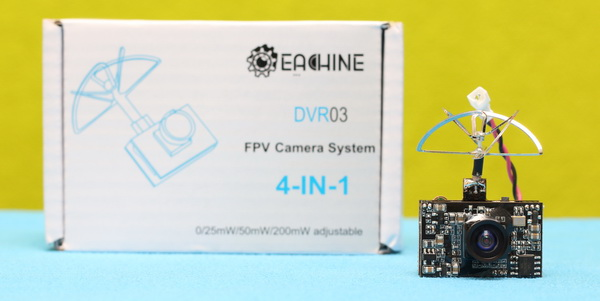 Eachine DVR03 review - Introduction.