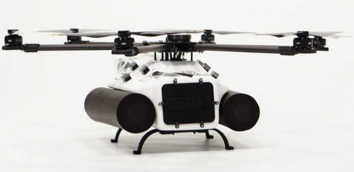 HexH2O Pro V2 profesional waterproof drone
