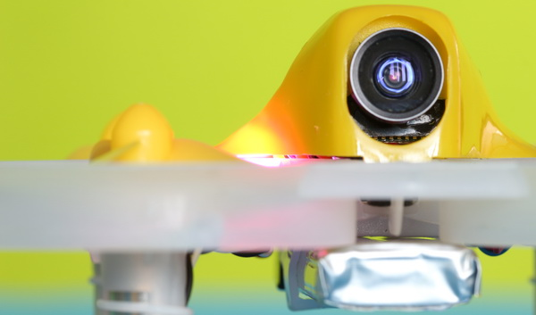 KingKong TiNY 7 review - Camera and FPV