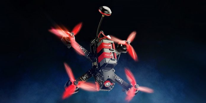 Walkera Furious 215 FPV quad