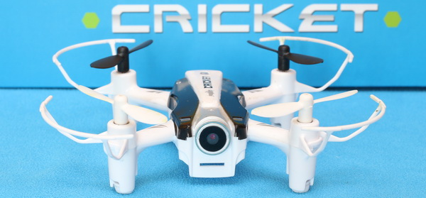 Cheerson CX-17 mini drone with WiFi camera