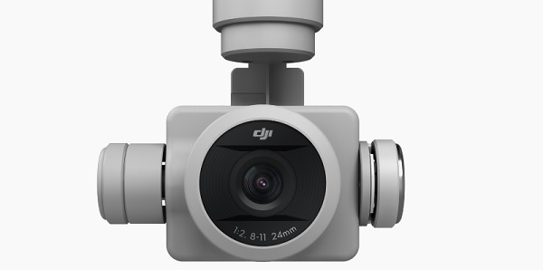 DJI Phantom 4 Advanced camera